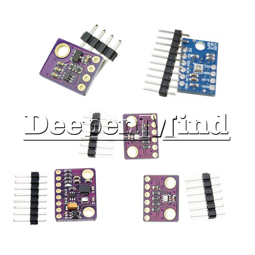 10DOF I2C//SPI MPU9250 BMP280 BME280 Kompass Barom for
