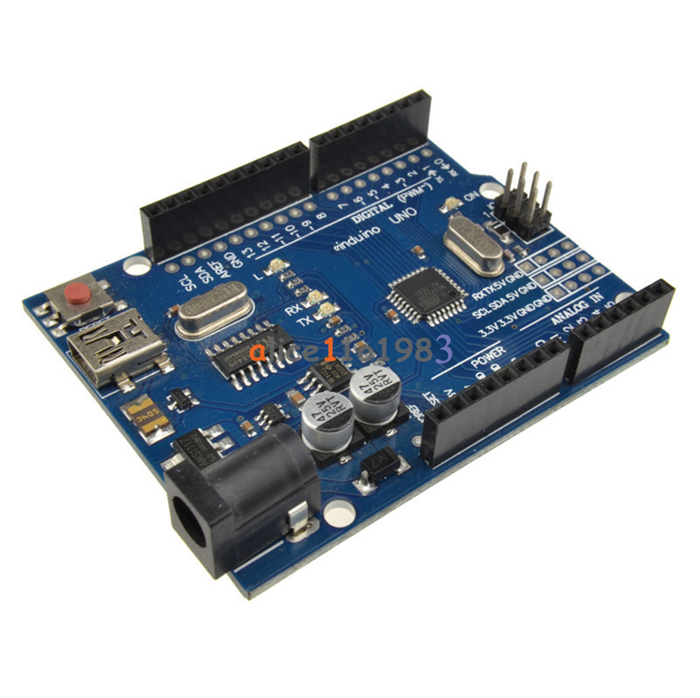 New uno r atmega p ch mini usb board for compatible