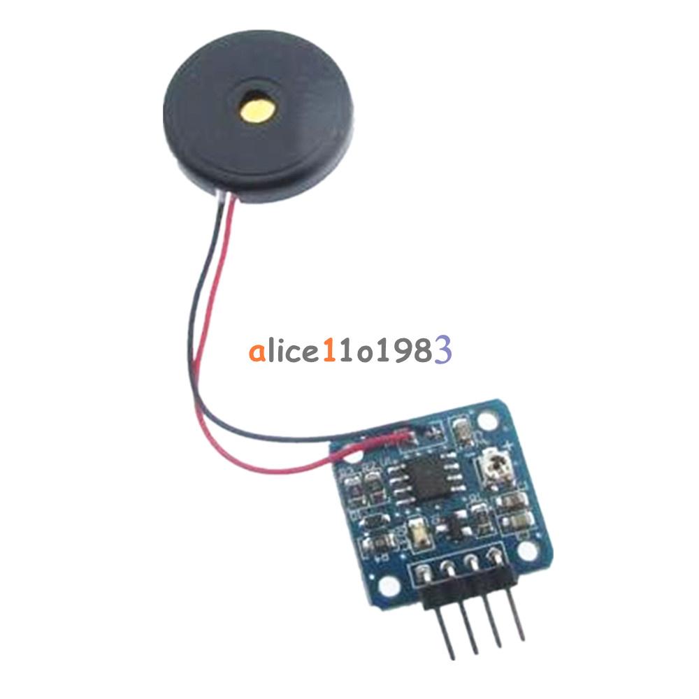 Piezoelectric Film Vibration Sensor Switch Module Ttl Level Output Piezo Circuit For Arduino