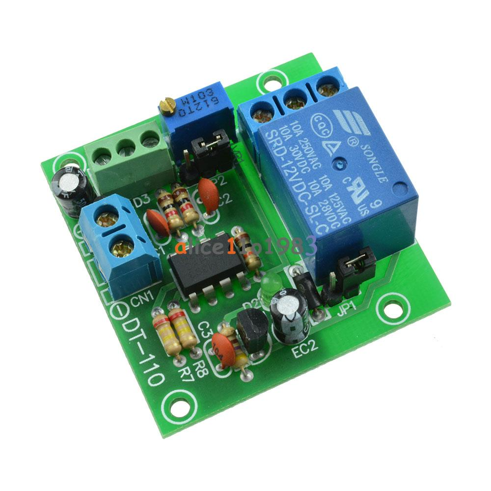 Dc12v Auto Circuit Modifications Voltage Comparator Lm393n For Com Circuitdiagram Automotivecircuit Remotecontroltoycarcircuit Remote Control