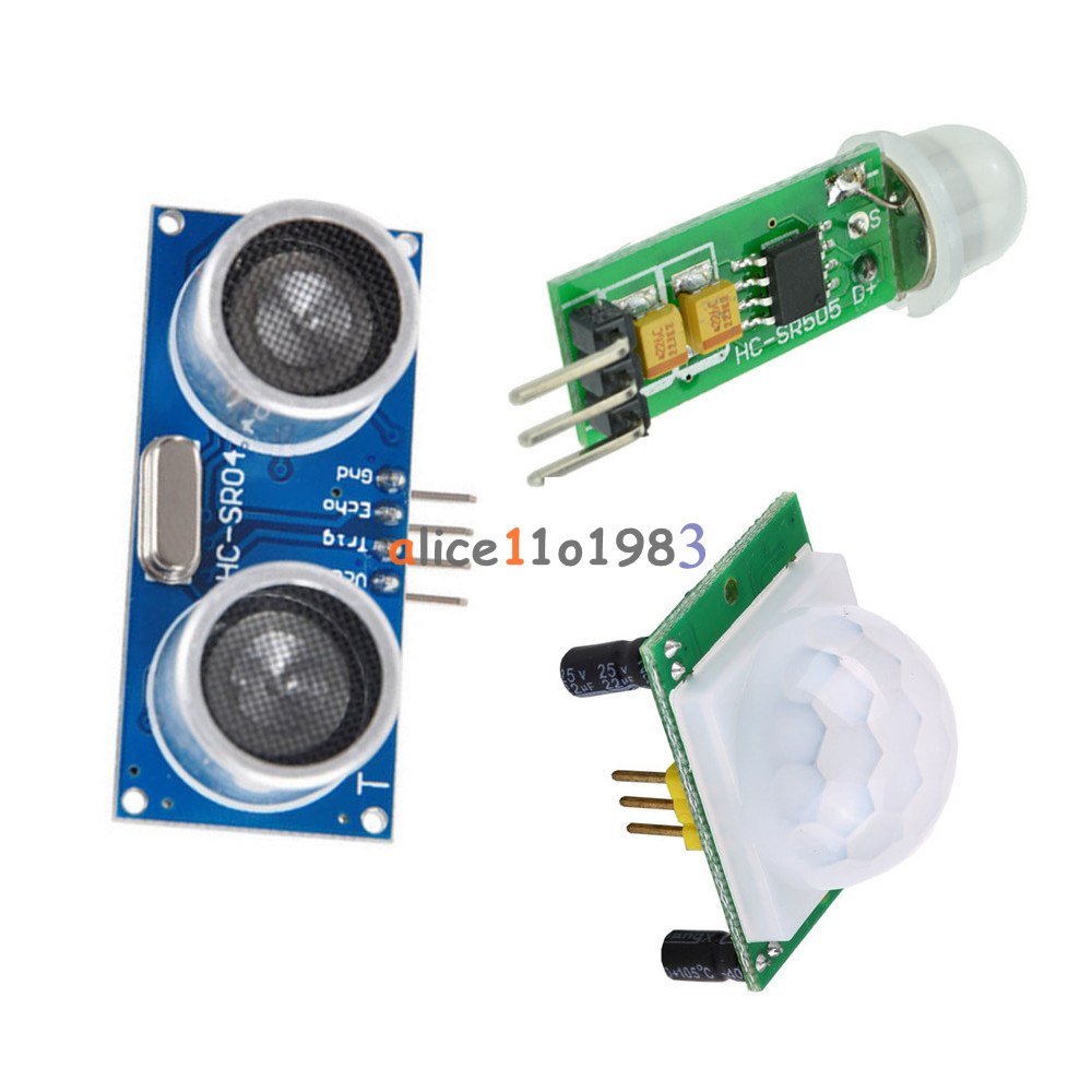 Hc sr mini pir infrarot sensor module