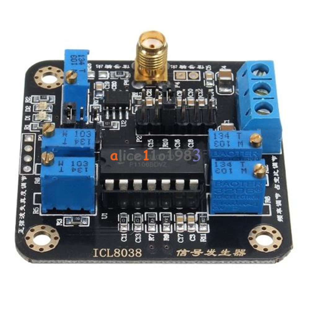 Highfrequencygenerating Lamplighter Circuit Sensorcircuit