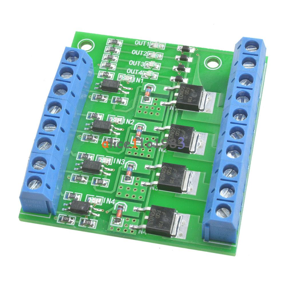 on Arduino Mos Fet Motor Control