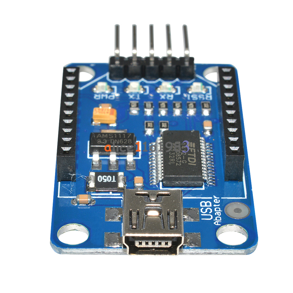 Arduino btbee bluetooth bee usb to serial port adapter