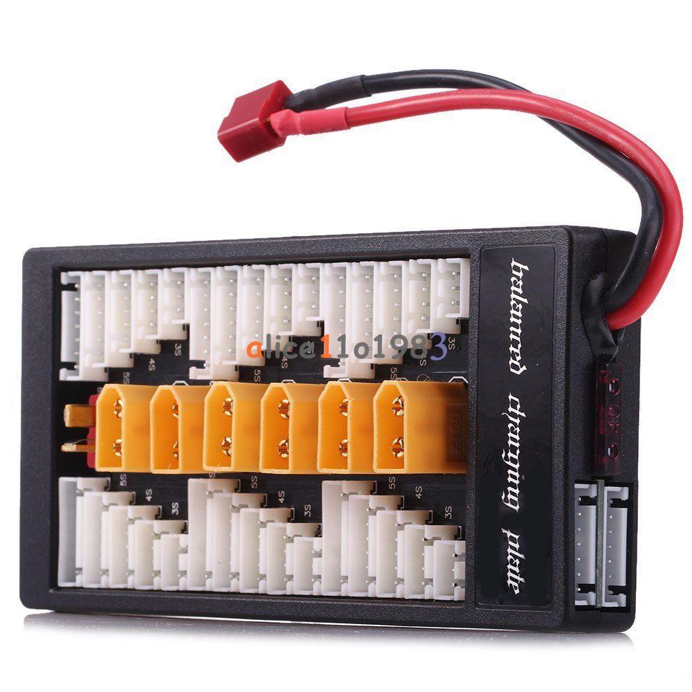 Parallel Charging Board Balance T Plug Lipo 2