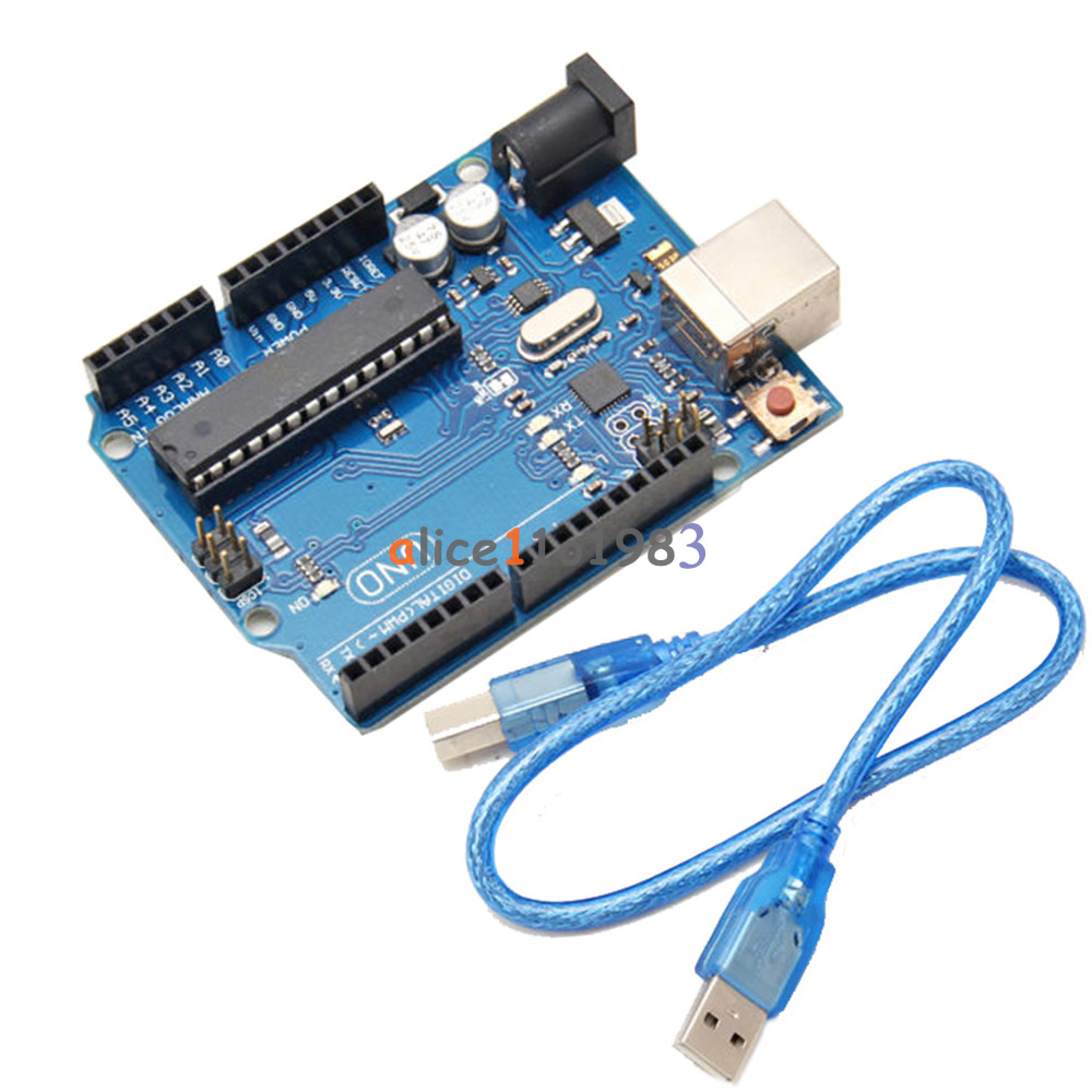 Uno r atmega p u board for arduino compatible