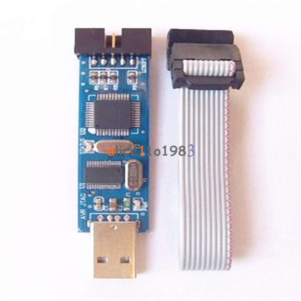 Avr jtag usb emulator debugger download ice