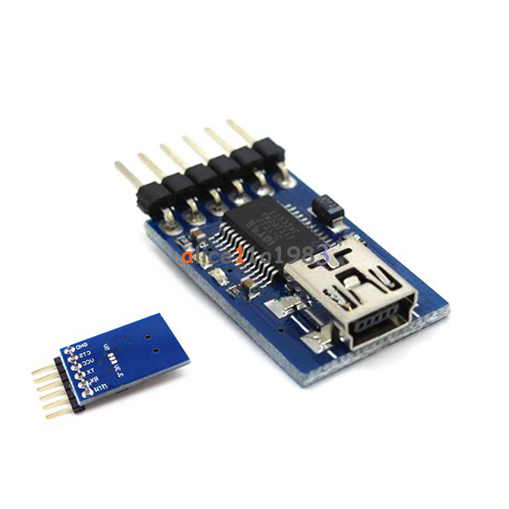 Ft rl usb to serial adapter module rs max