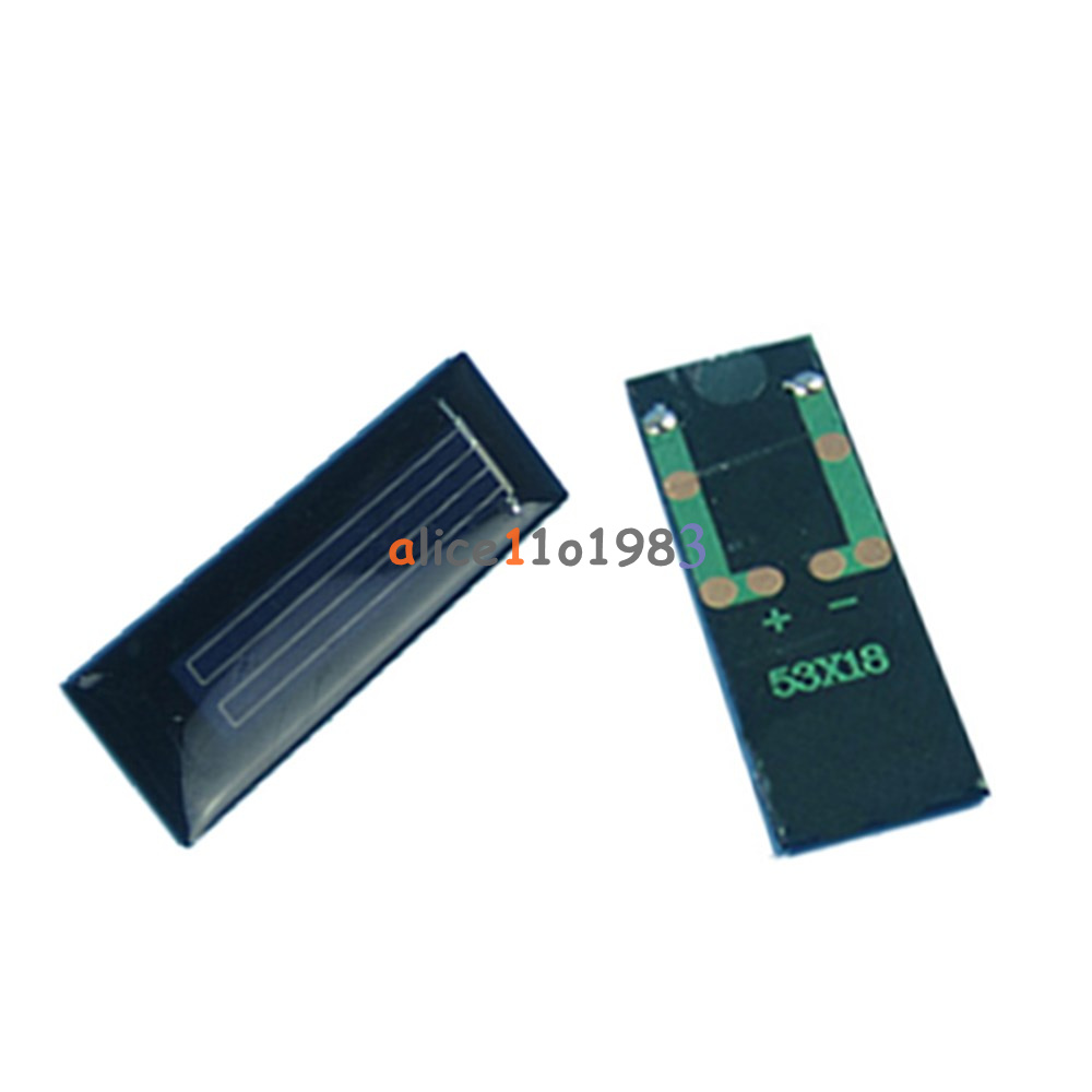 Mini solar panel v ma cells photovoltaic