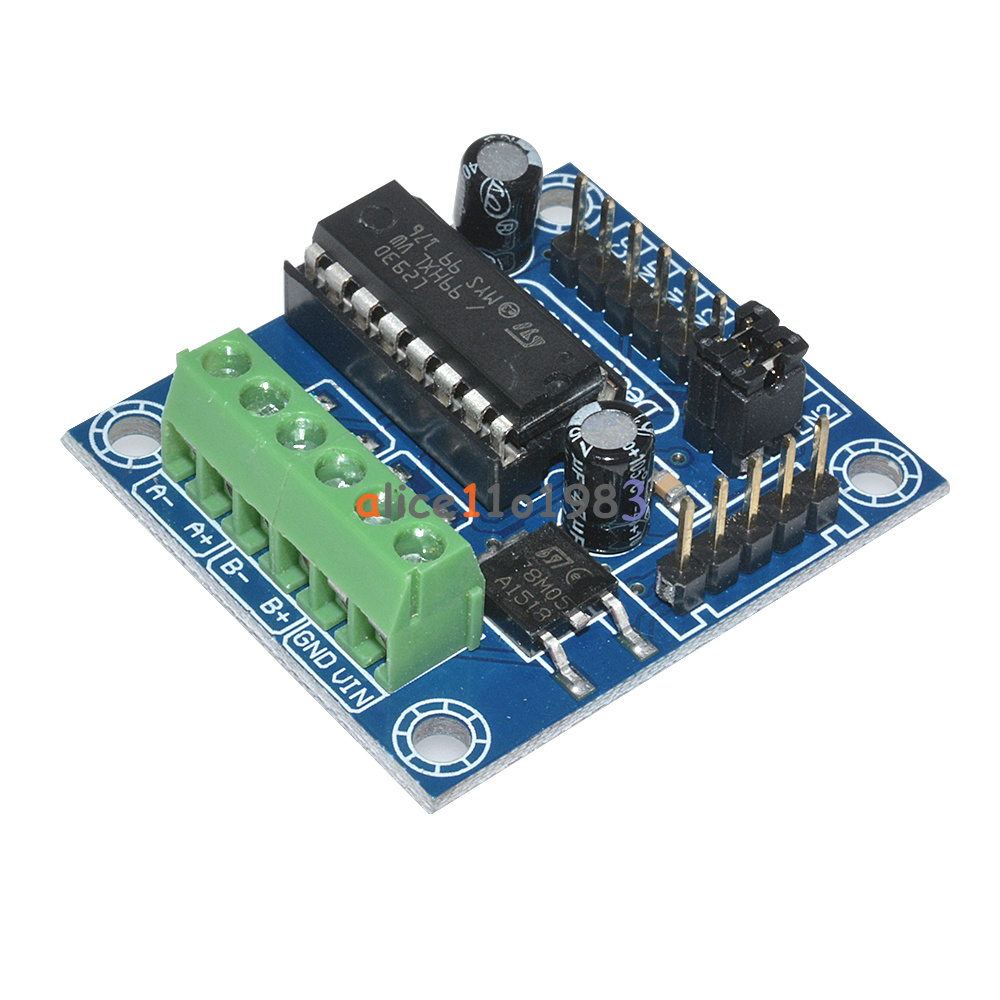 Mini motor drive shield expansion board l293d module for for L293d motor driver module