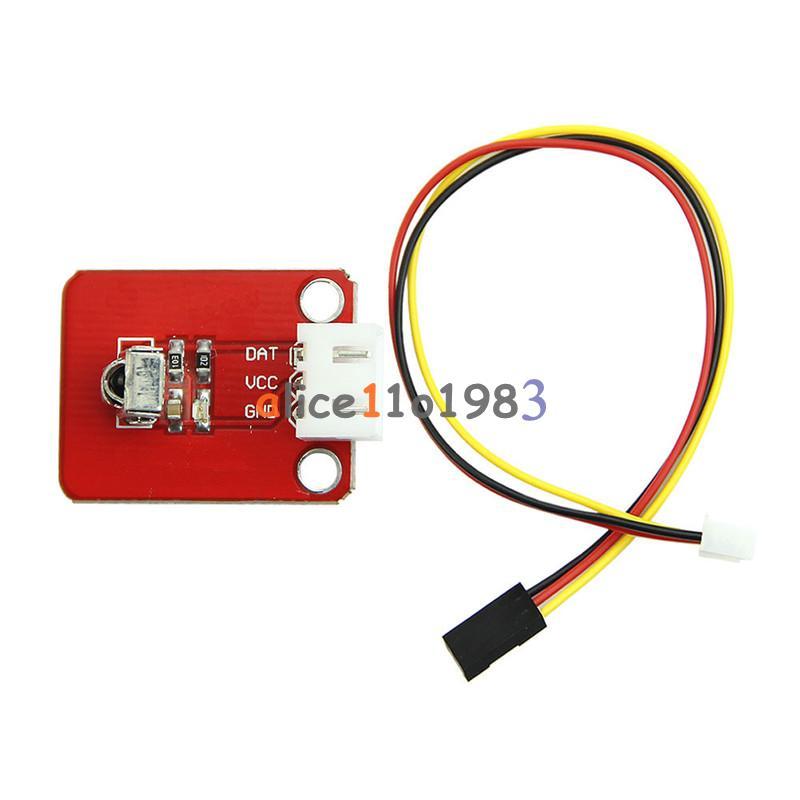 5x IR Récepteur TSOP 4838 38 kHz Remote Receiver pour Arduino Raspberry pi Atmel