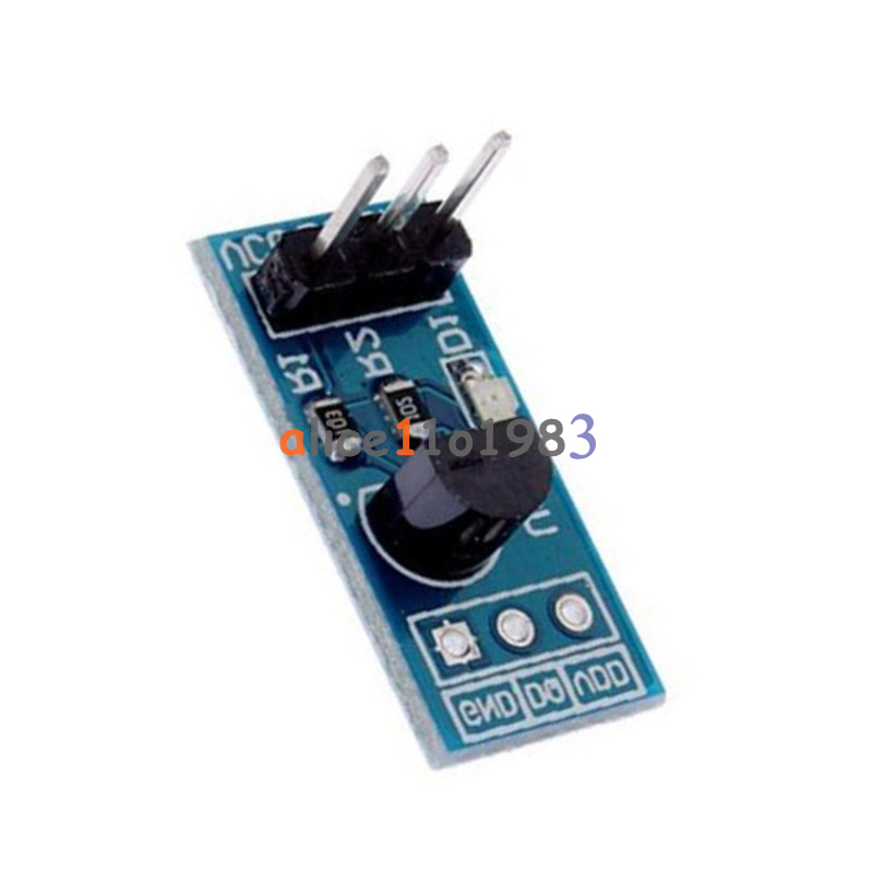 1//2//5//10PCS DS18B20 Temperature Sensor Module Measurement Module For Arduino