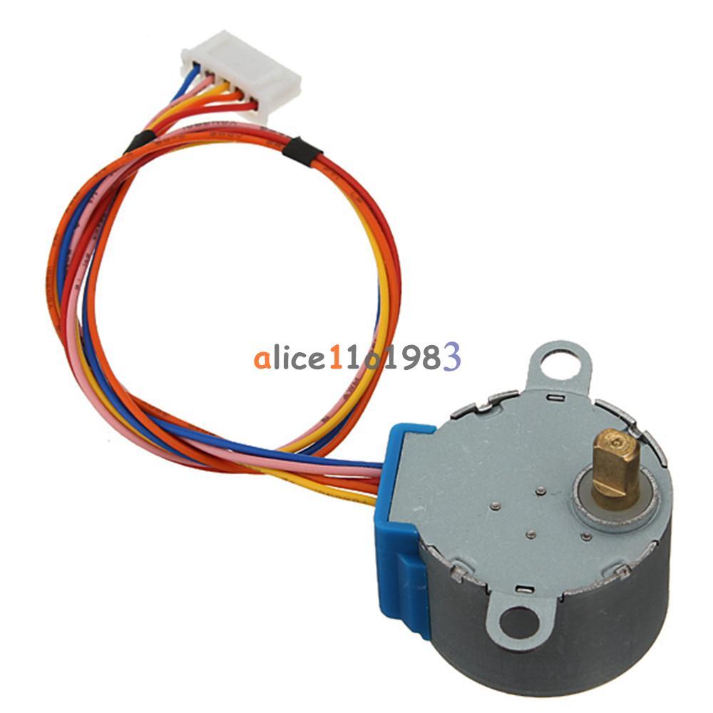 10Pcs Schrittmotortreiberplatine ULN2003 Für Arduino 5V 28BYJ48 Motor mo