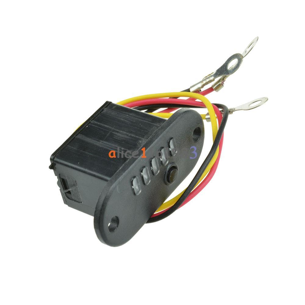 mini 12v battery indicator charge light led voltmeter condition charging module ebay. Black Bedroom Furniture Sets. Home Design Ideas