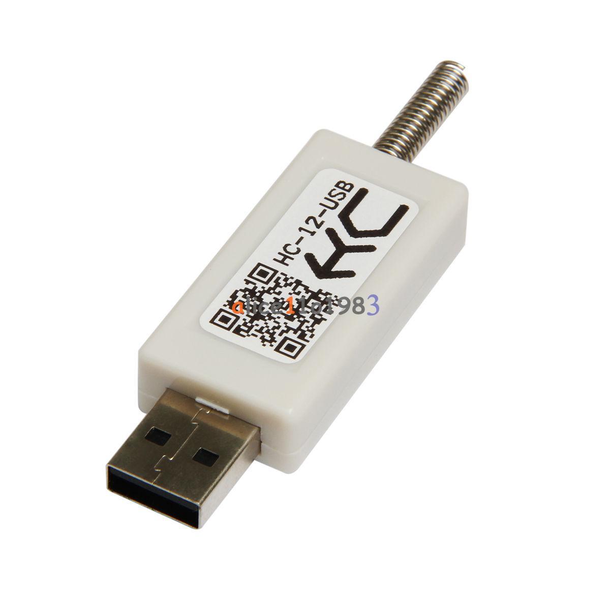 Hc usb cc mhz wireless serial port module