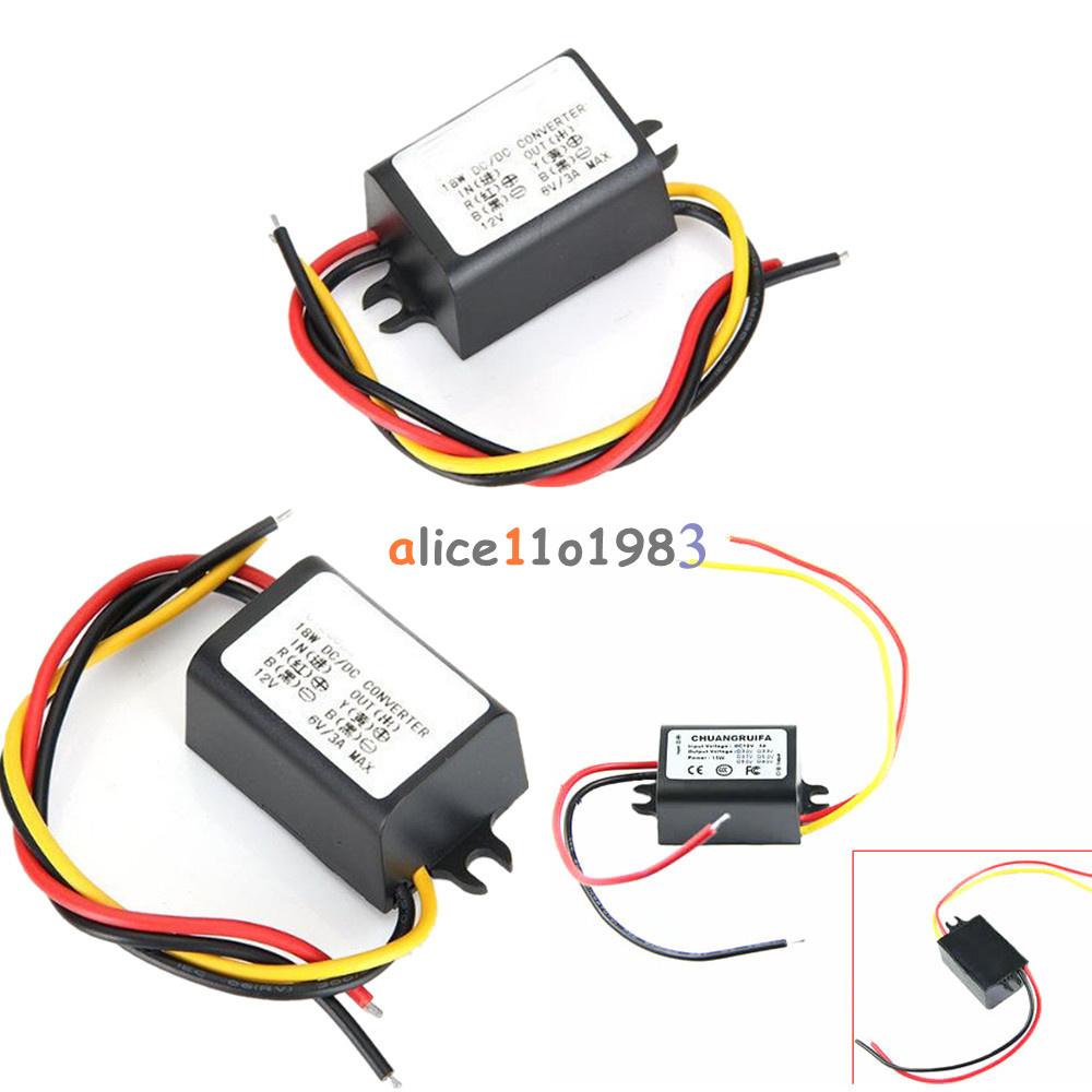 Dc 12v To 5v 6v 9v 2 3a 15w Converter Step Down 2a Power 20v Circuit Wiring Supply Module