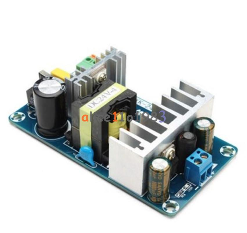 Ac 85 265v To Dc 24v 4a 6a 100w Switching Power Supply