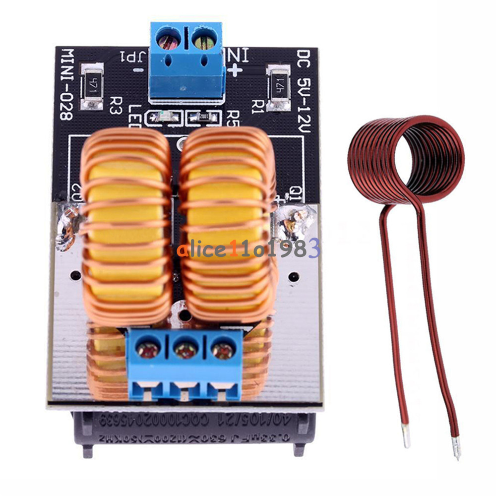 zvs induction heating power supply module tesla jacob 39 s. Black Bedroom Furniture Sets. Home Design Ideas