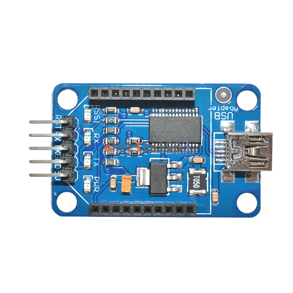 Xds100v2 compatible usb serial converter a
