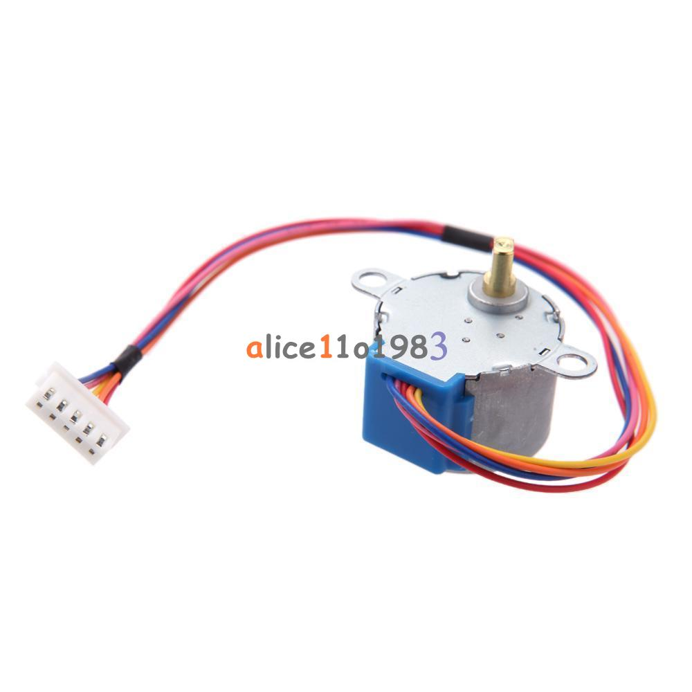 5v stepper motor 28byj 48 with drive test module board for 3 phase stepper motor