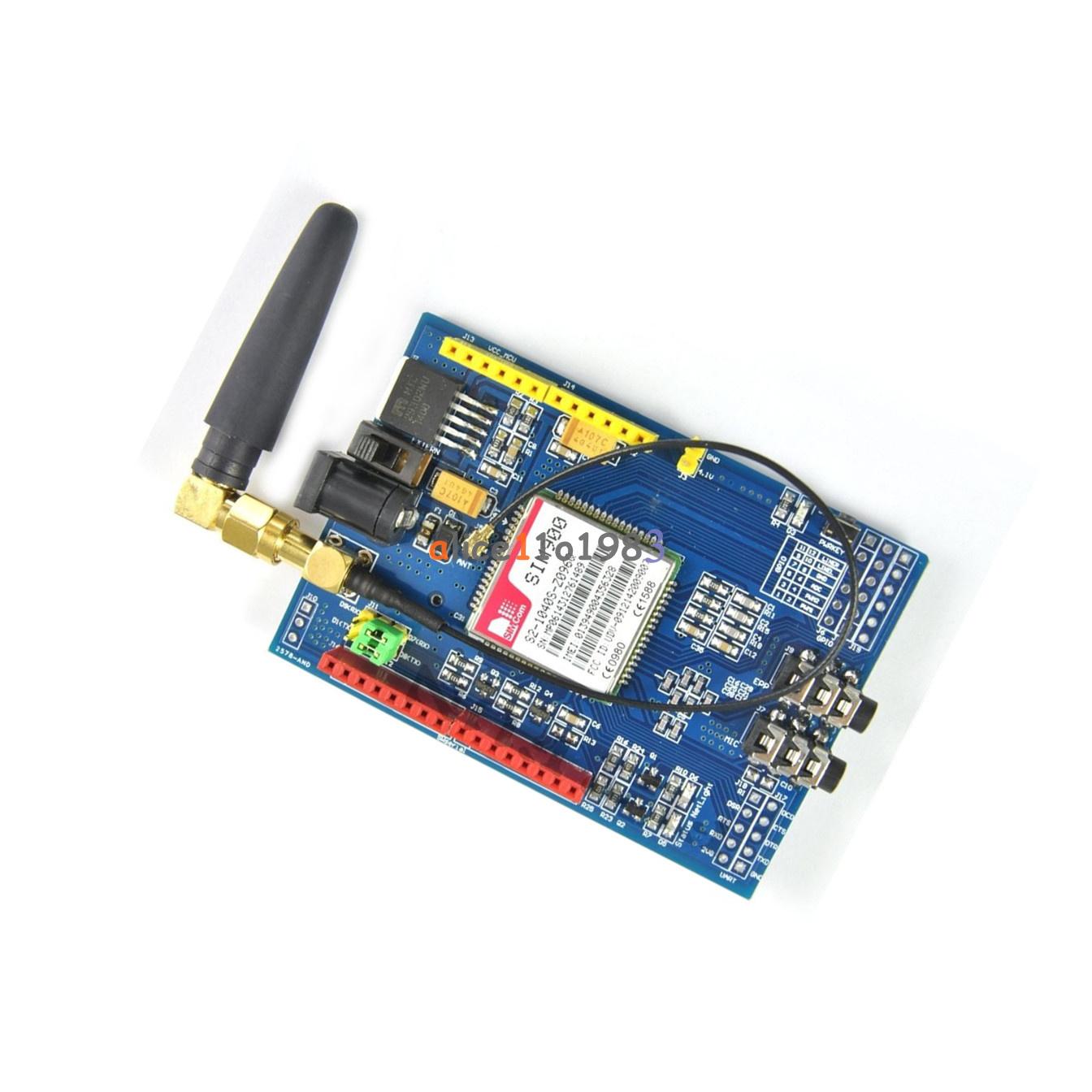 Sim a mhz gprs gsm development board module kit