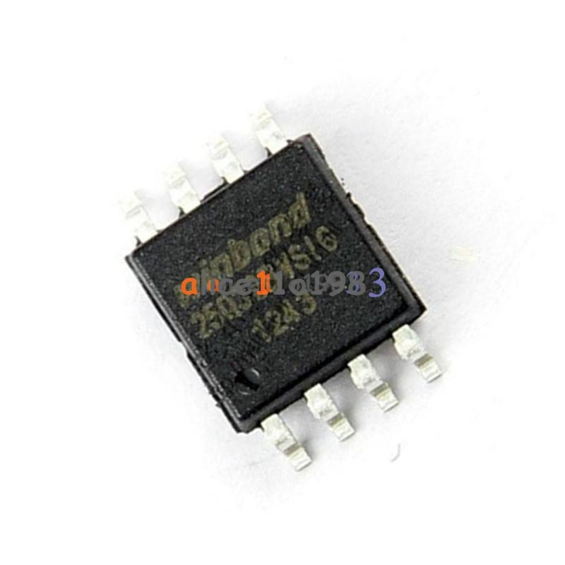 10PCS W25Q32BVS W25Q32BVSIG 32M-bit Serial Flash Memory