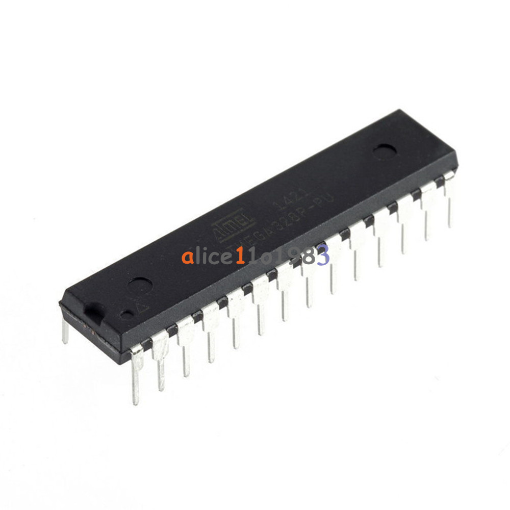 Pcs original atmega p pu dip microcontroller ic