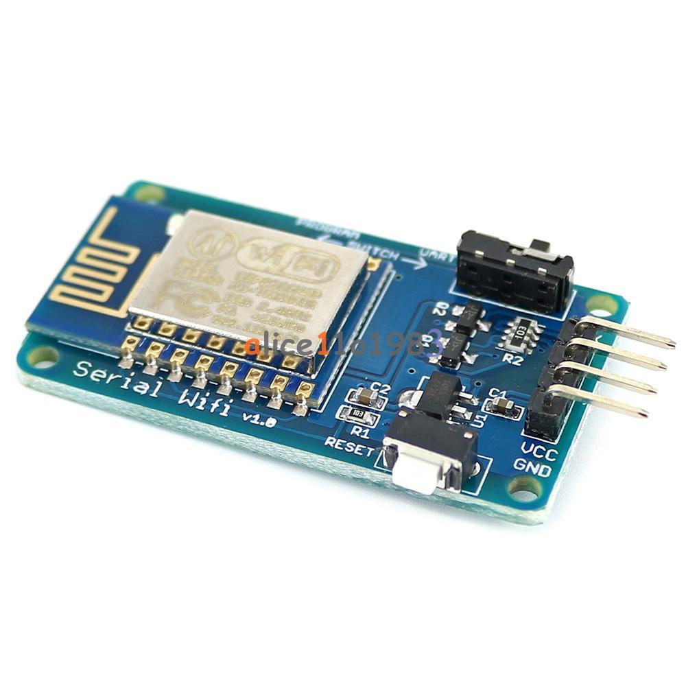 Serial wifi module esp v for arduino uno r