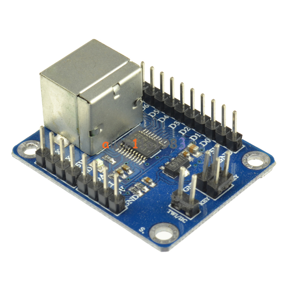 PS2 Keyboard Driver Module Serial Port Transmission Module for Arduino New