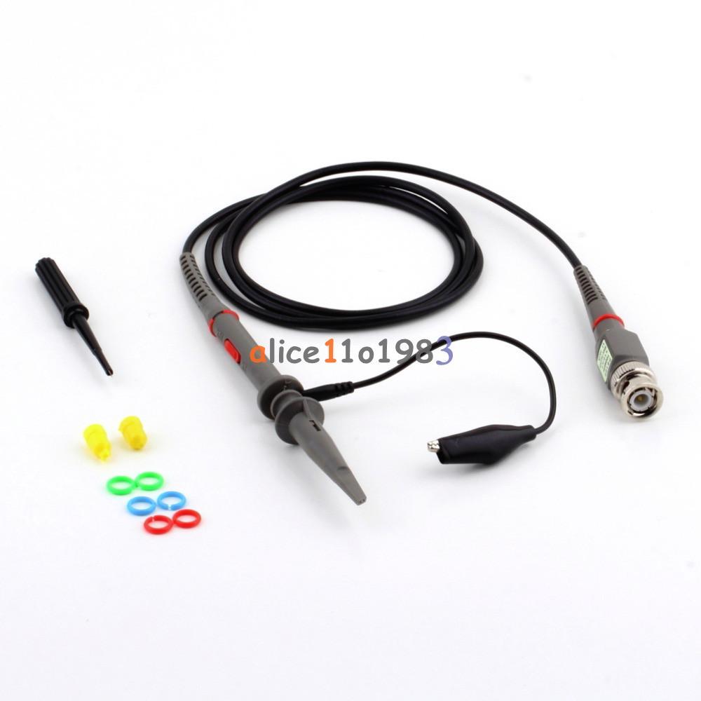 NEW P6100 100MHz Oscilloscope Scope Clip Probe 100MHz Tektronix HP DY L2KO