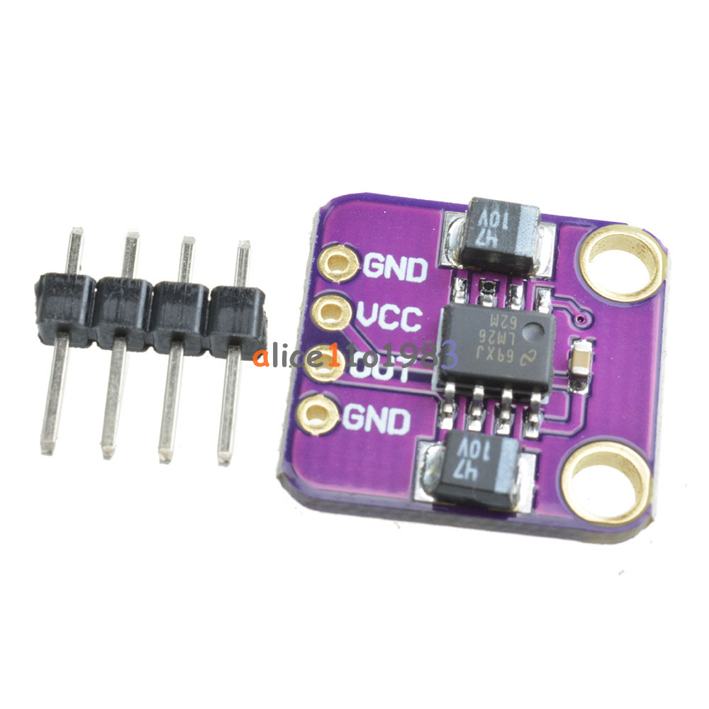 Lm2662 Switched Capacitor Negative Voltage Converter Module 5v Circuit Or To A Positive 200ma