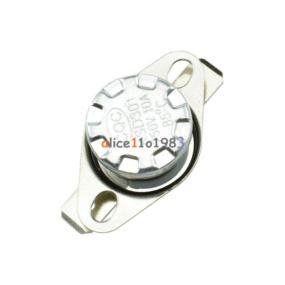 ksd301 85  u00b0c normal close nc temperature controlled switch