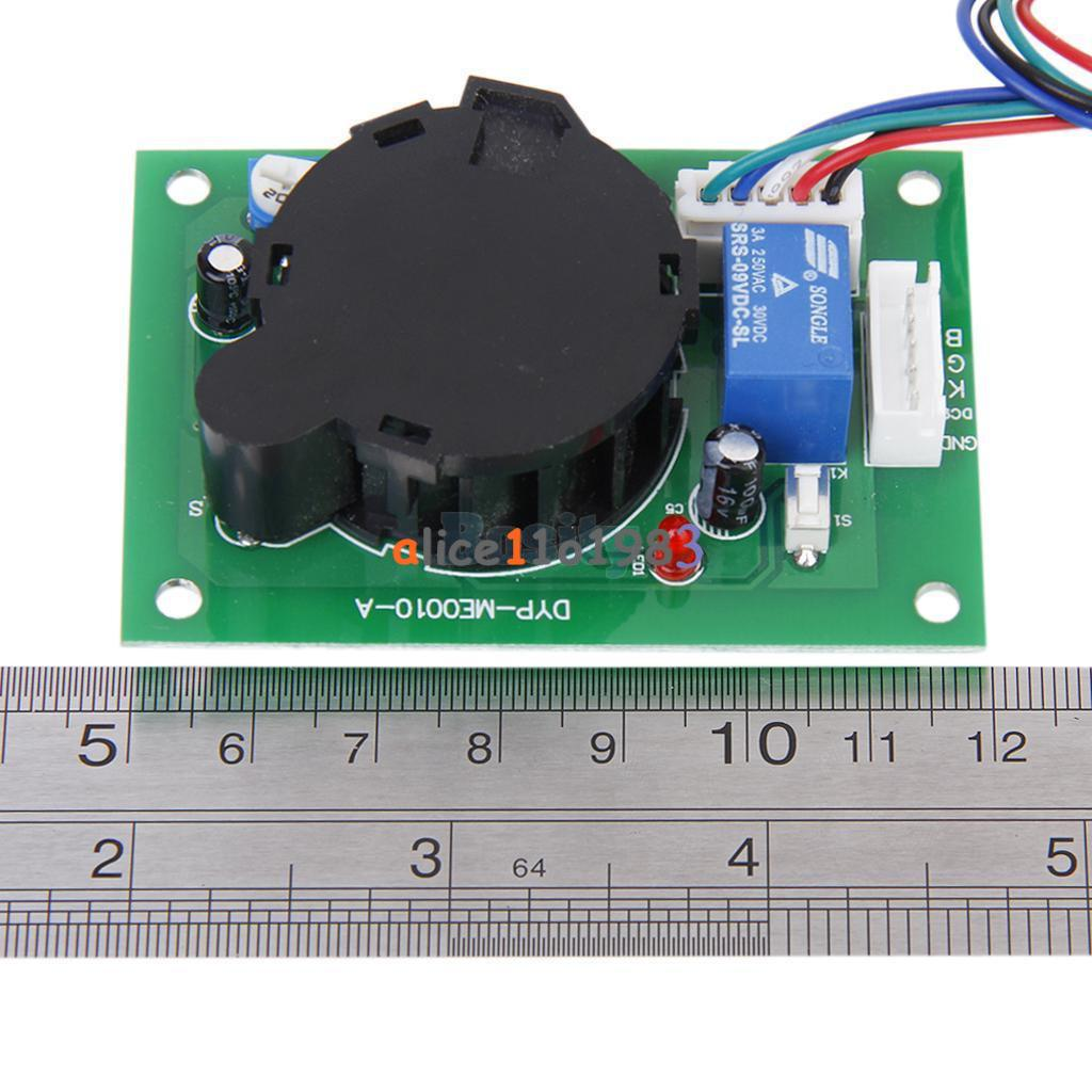 Smoke Detector Smoke Sensor Module With Relay Output DYP