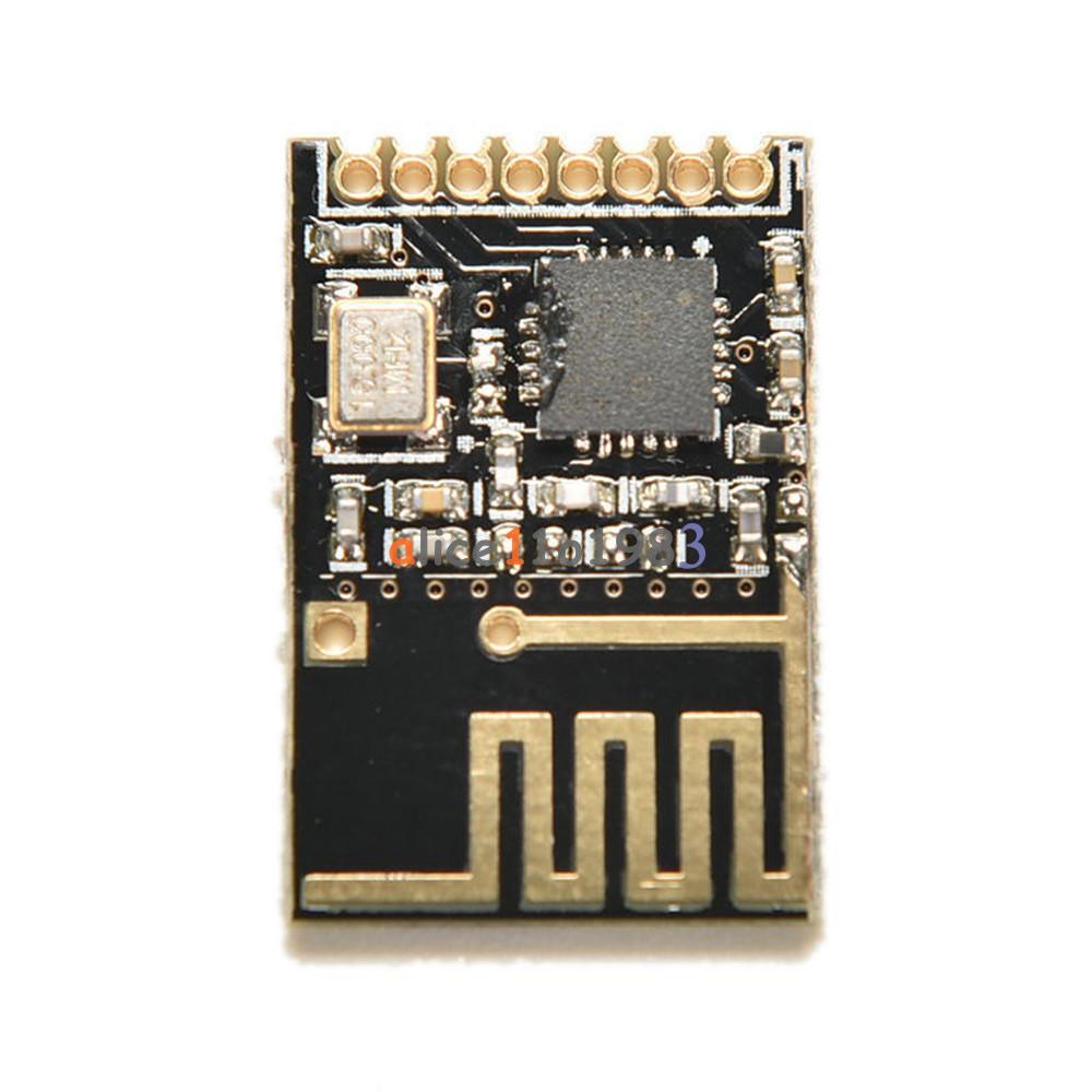 Mini nrf l smd mm wireless transceiver module