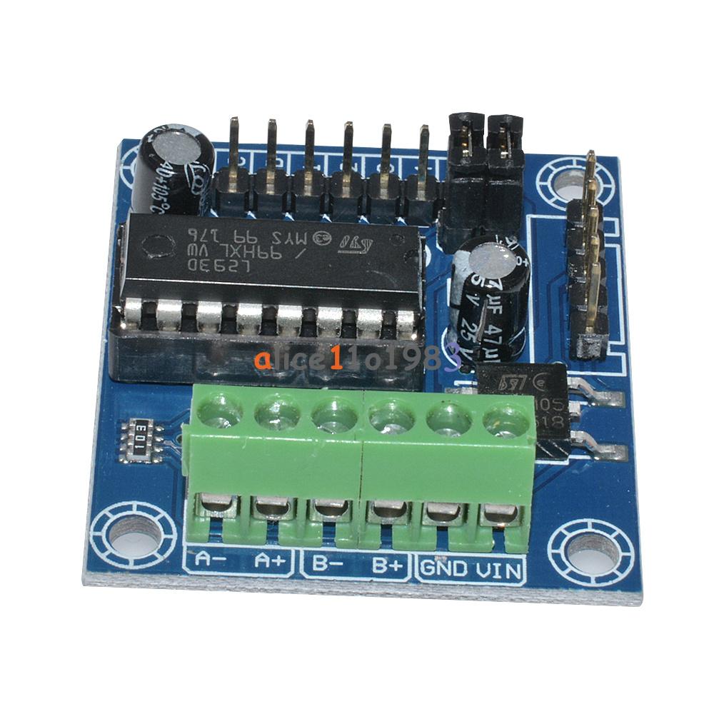 Mini motor drive shield expansion board l d module for