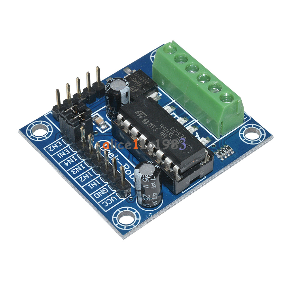 Mini motor drive shield expansion board l d module for