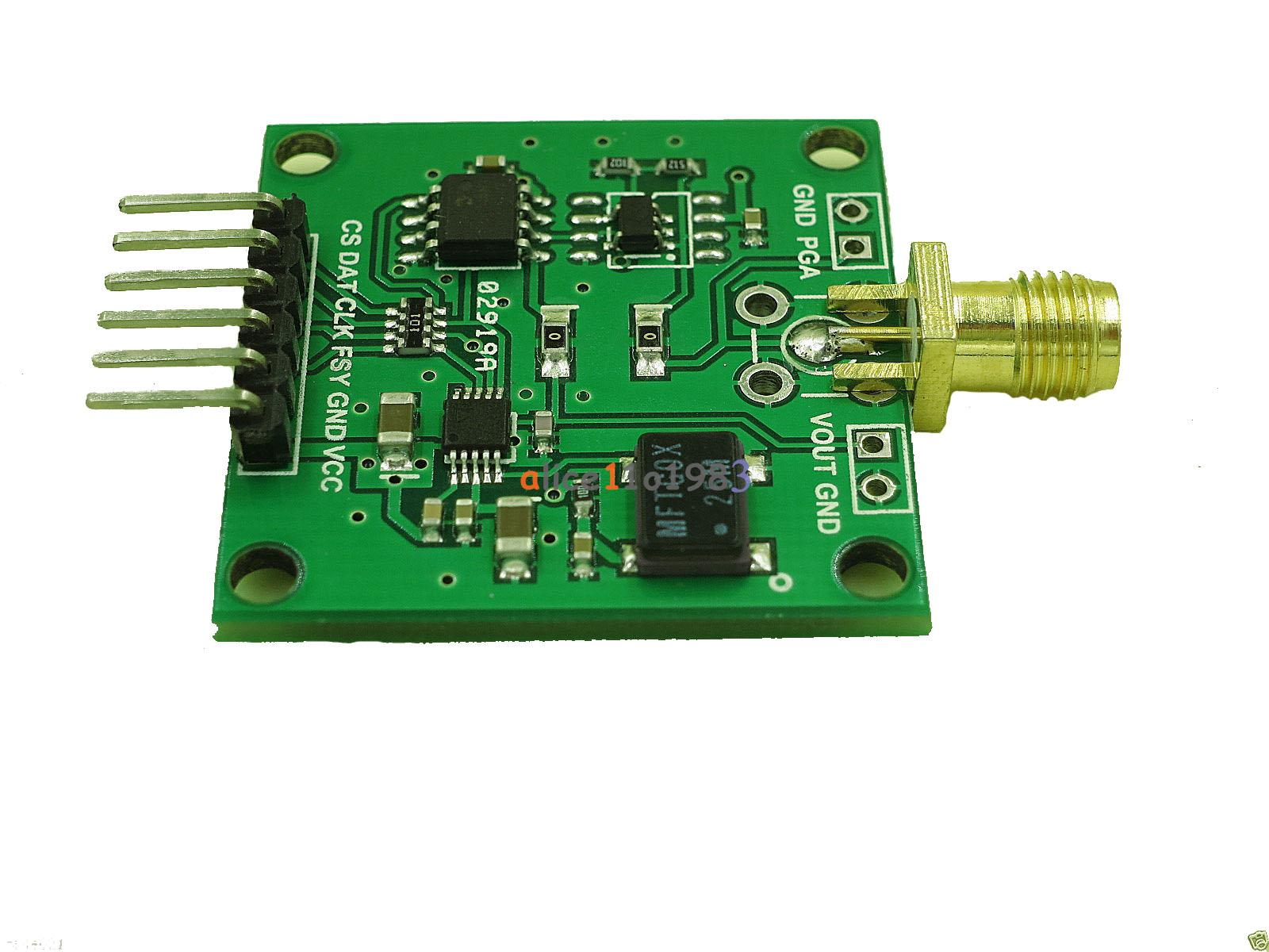 Ad9833 Dds Signal Generator Module 0 125mhz Square Triangle Sine Wave Electronic Circuit Diagram