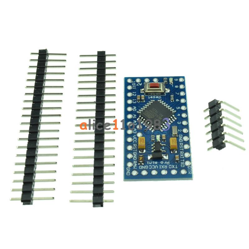 New pro mini atmega v m replace arduino