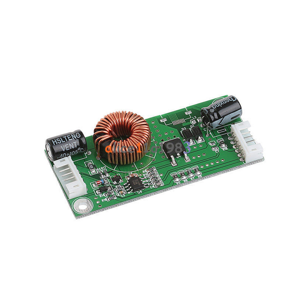 14 37 Inch Led Lamp Step Up Driver Board Lcd Tv Constant Current To Make 1 A Circuit Electronic 114 Backlight 2boost Structureconversion Efficiency Reached More Than 92 3low Heat Of The Device
