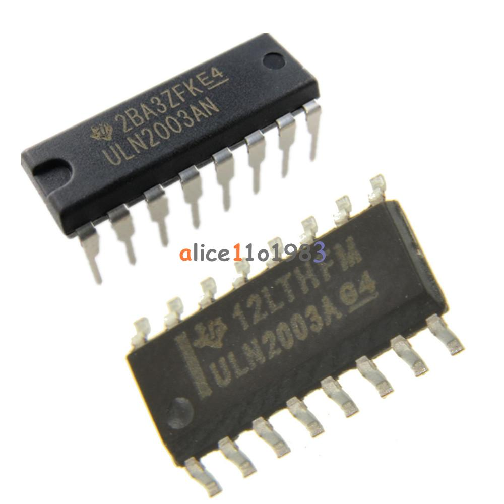 5v 12v uln2003 step motor 4 phase stepper motor driver for Three phase stepper motor driver