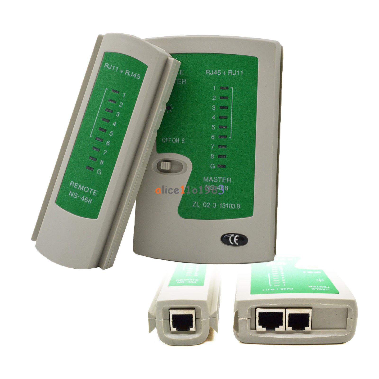 Cat 5 Tester : Professional rj cat e super network lan cable
