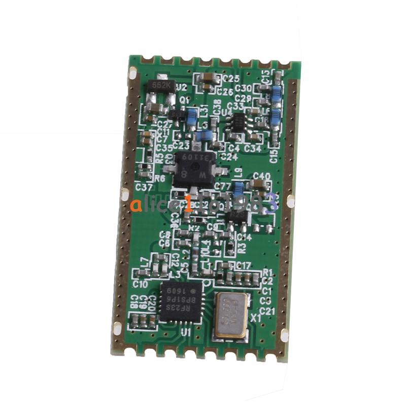 30dBm 1 W haute puissance Fréquence radio sans fil émetteur-récepteur Module RFM23BP 433 MHz HopeRF