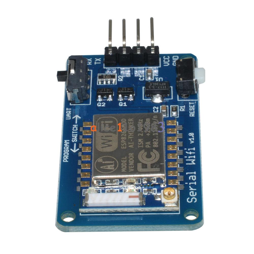 ESP8266 Serial Wifi Transceiver Module for Arduino ESP-07 V1.0 New
