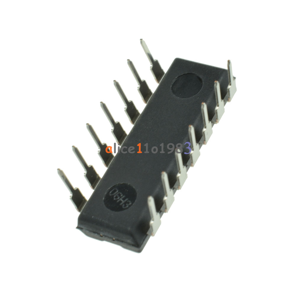 5pcs CD4047 CD4047BE CMOS Monostable Multivibrators DIP14 DIP-14 TI IC
