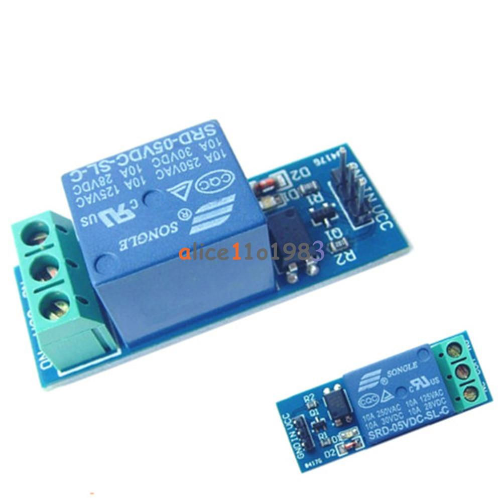 5v 1 2 4 6 8 Channel Relay Board Module Optocoupler Led For Arduino Diagram On Nc Pin Wiring Pic Arm Avr Ebay