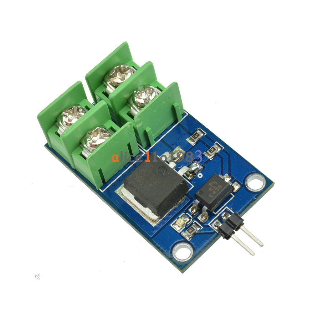V low control high voltage e switch mosfet