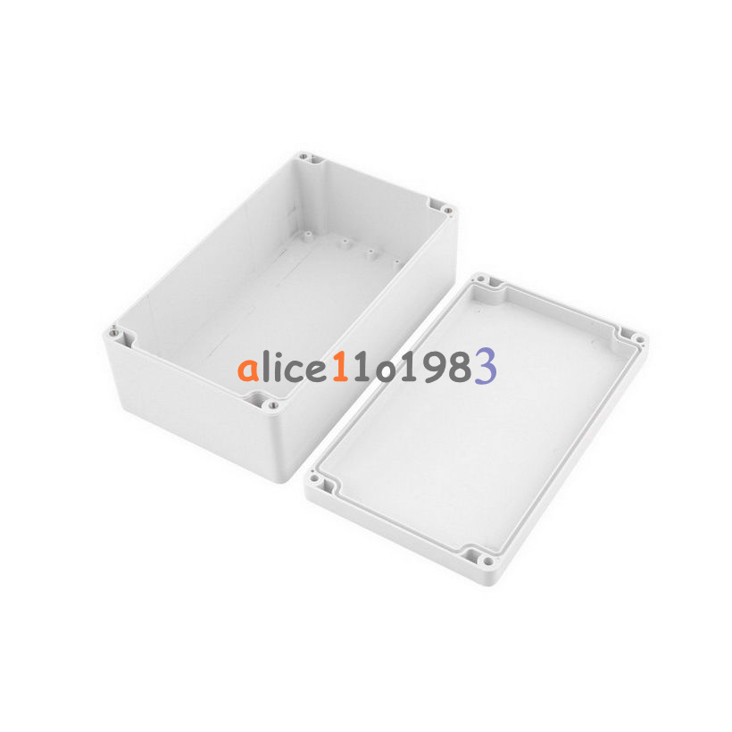 Waterproof electronic junction project box enclosure case