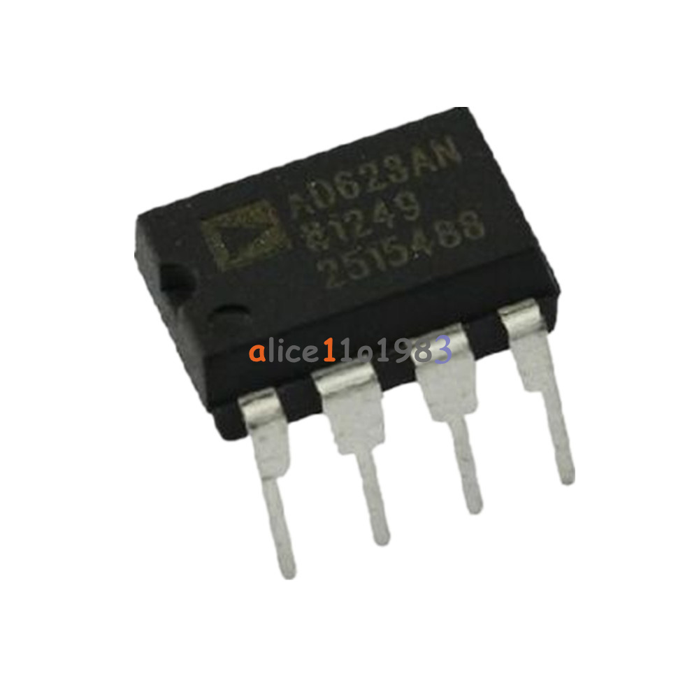 AD623ANZ AD623AN AD623 Instrumentation Amplifier New IC AD623AN