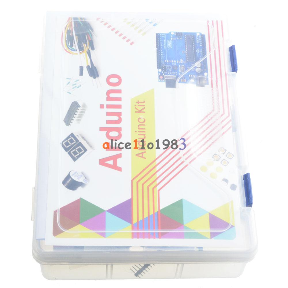 Ultimate uno r starter kit for arduino lcd servo