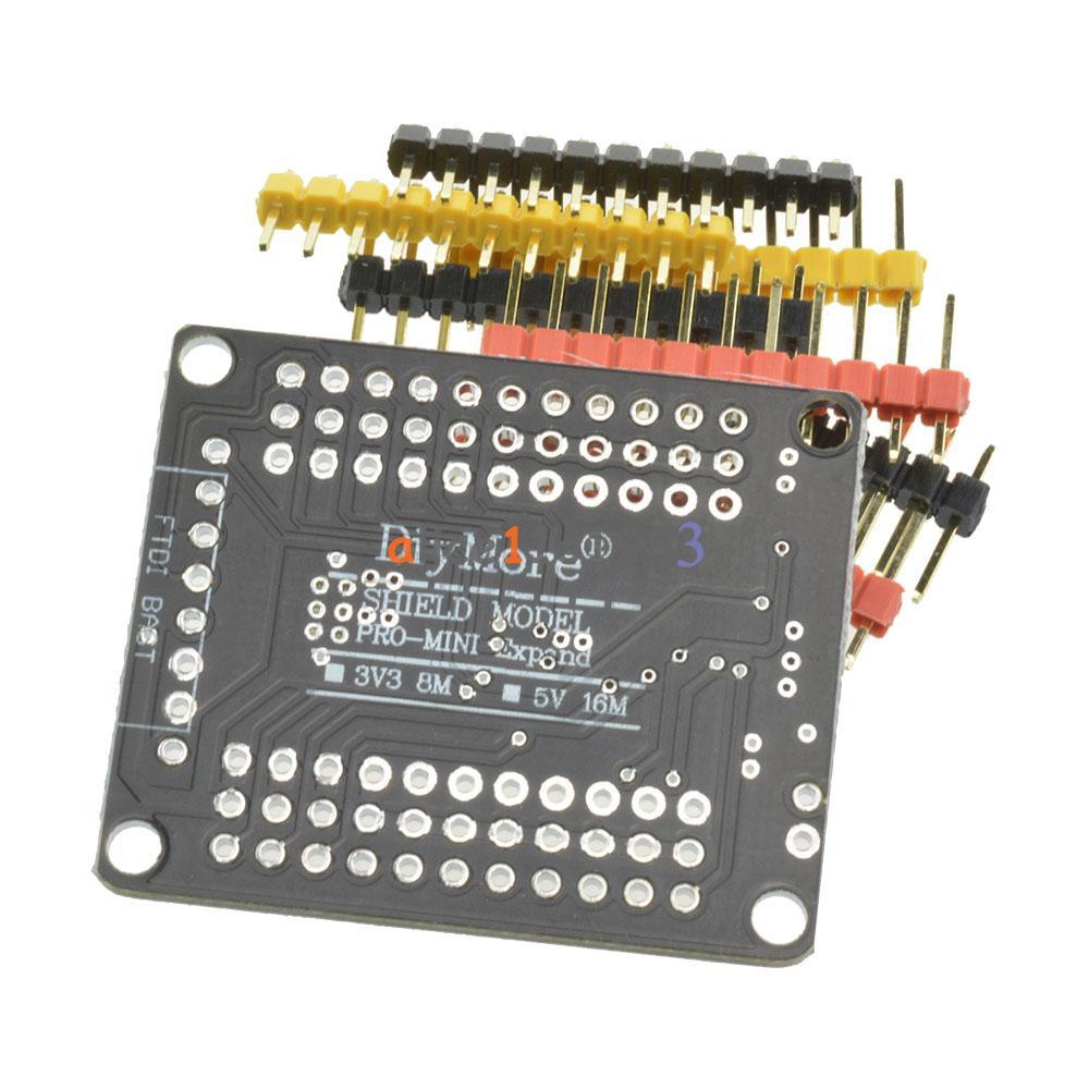 Atmega board v pincompatible for arduino pro